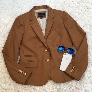 J. Crew Schoolboy Wool Blazer